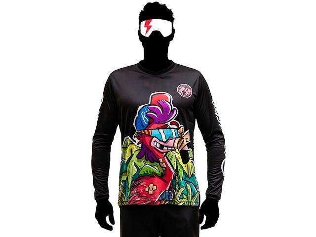 Riesel Design bang:er Longsleeve Jersey, Multicolor